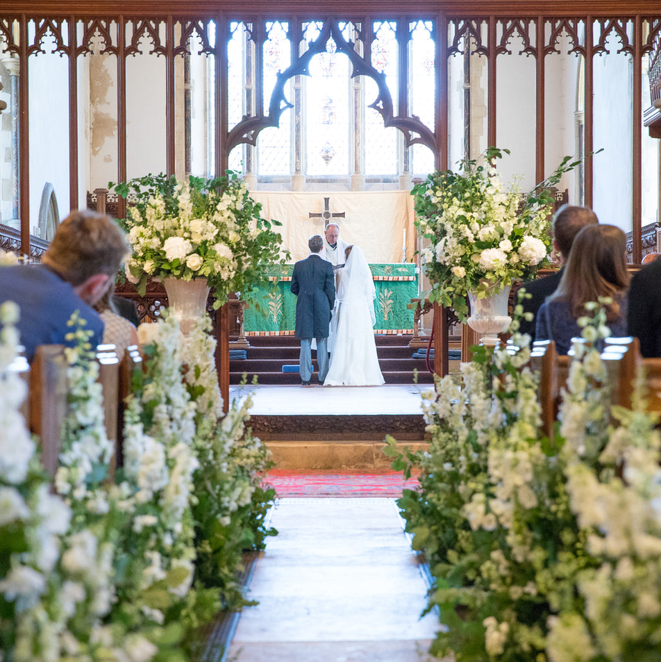 Charlotte's St Giles House Wedding
