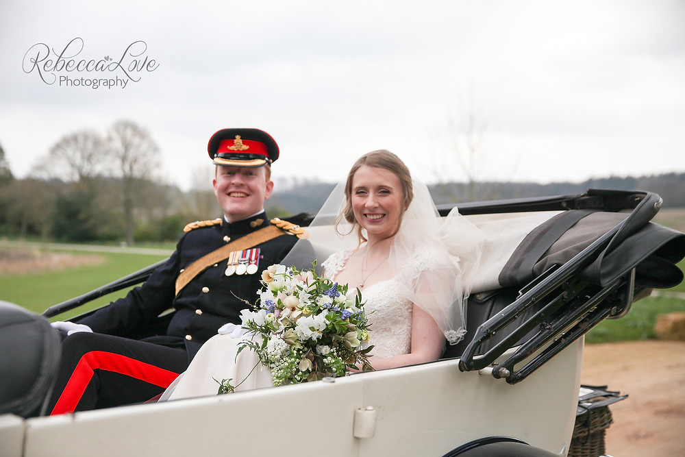 Dorset Wedding Spring Flowers