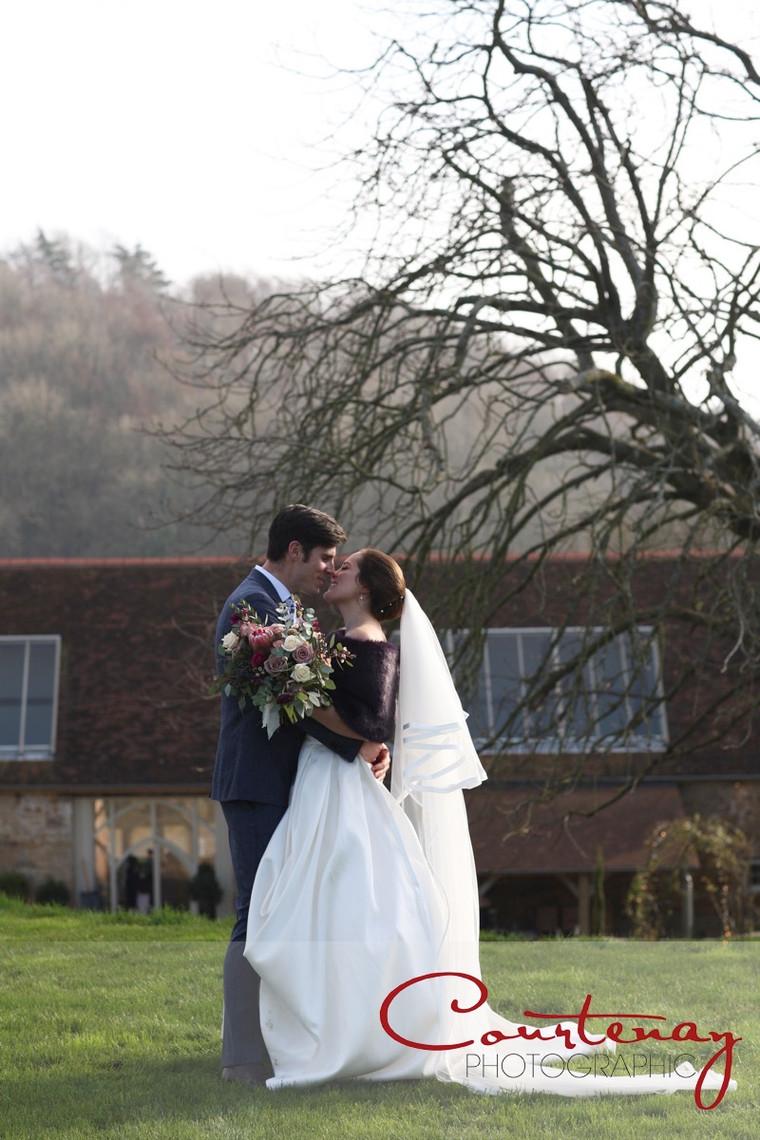 Eleanor and Roger - Sydmonsbury Barn
