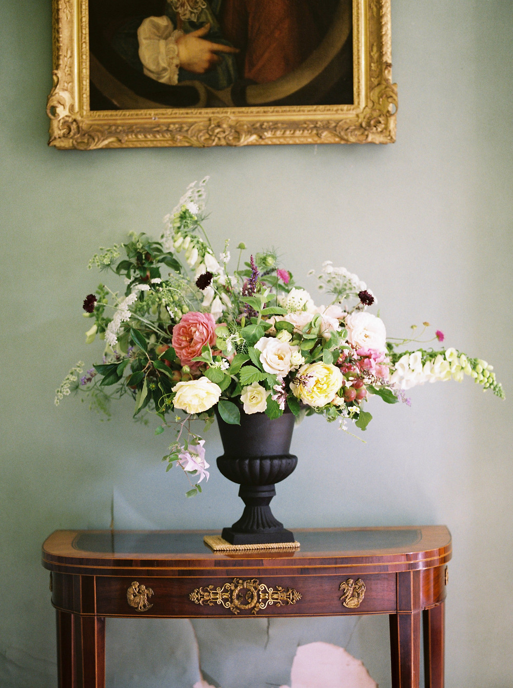 British Floral Arrangements | Martha and the Meadow Floral design