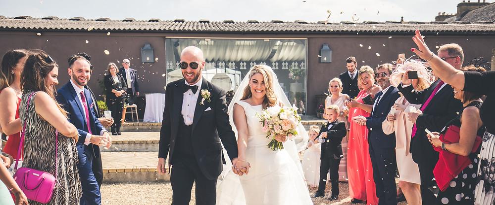 Real Dorset Wedding