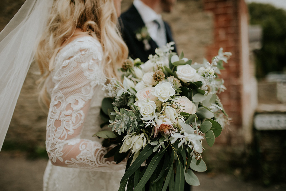 Bridal Bouquet - Dorset Wedding