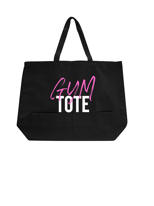 My Gym Tote