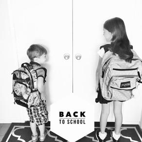 Episode 023: Back-to-School Preparation