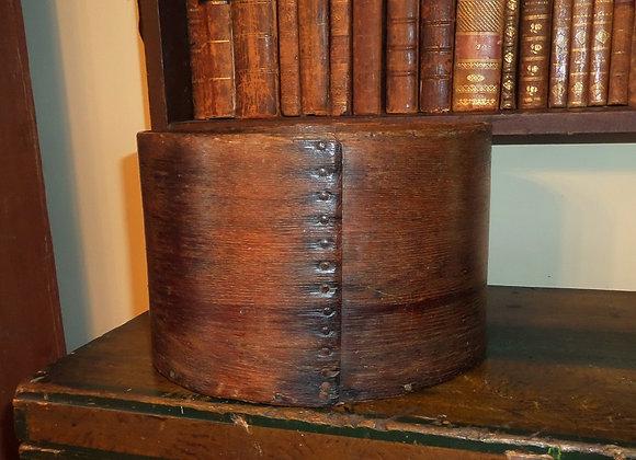Antique Large Daniel Cragin Grain Measure