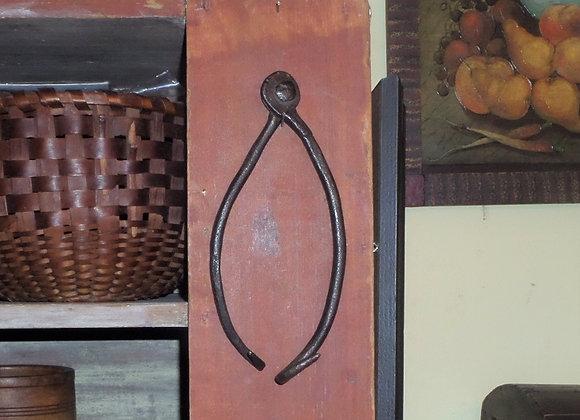 18th Century Wrought Iron Pot Lifter/Kettle Hook