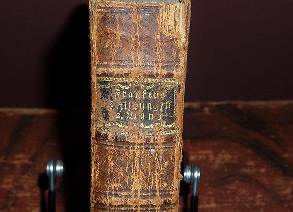 1795 August Hermann Francke's Magazine for Fatherless Children