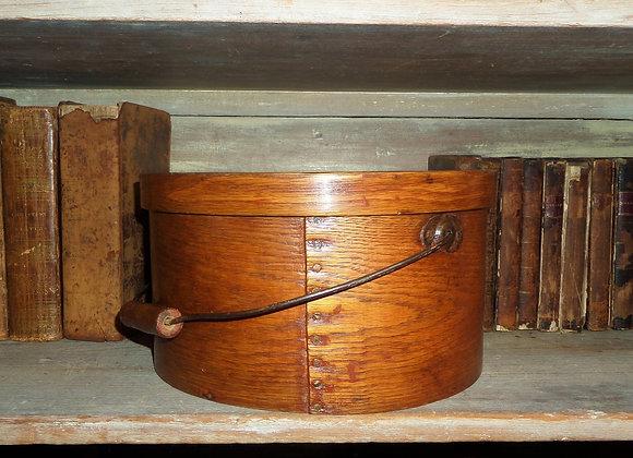 Late 1800's Bail Handled Pantry Box
