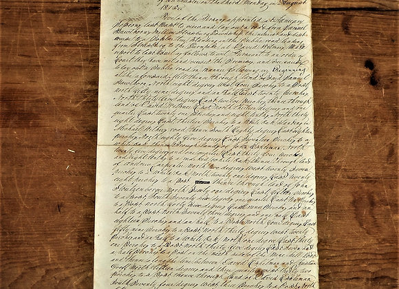 1815 Strasburg Pennsylvania Road Approval - John Passmore Signature