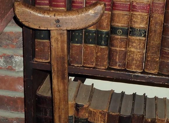 Civil War Era Wooden Crutch