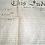 Thumbnail: 1836 - William Wood Thackara Signature as Witness on Philadelphia Deed