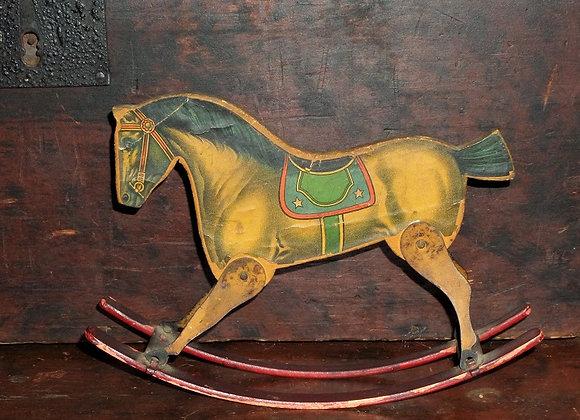 1914 Gibb's Toy Company #18 Hobby Horse