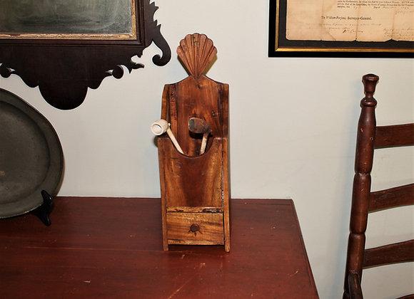 18th Century Candlebox in Its Natural Patina