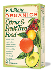 Citrus & Fruit Tree Food