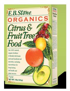 Citrus & Fruit Tree Food