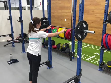 Functional Movements – The Squat