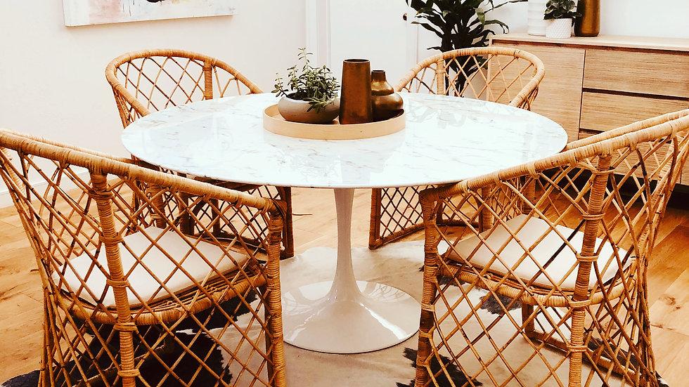 Bamboo Net Chair