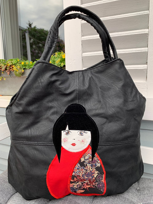 JAPPANESSE GIRL BAG RED2
