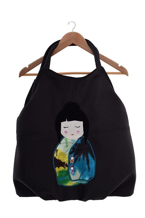 JAPANESE BLUE BAG
