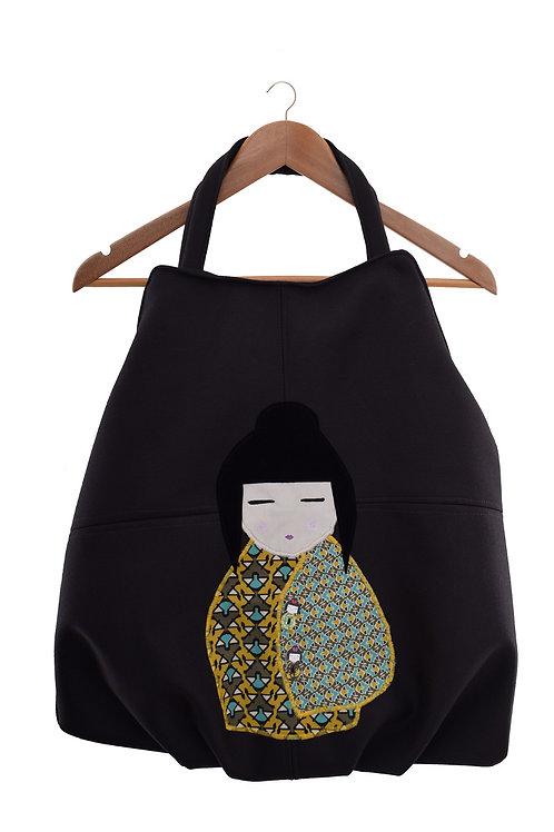 JAPANESE OLIVE BAG