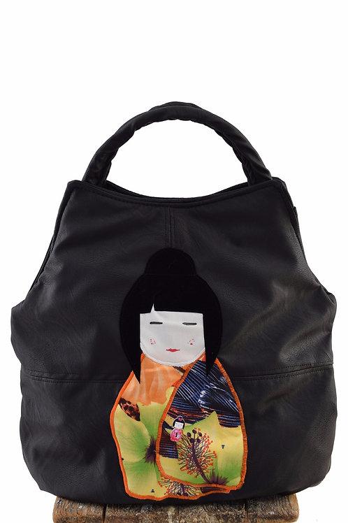 JAPPANESSE GIRL BAG ORANGE