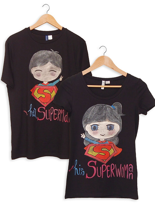HIS / HER SUPERMAN