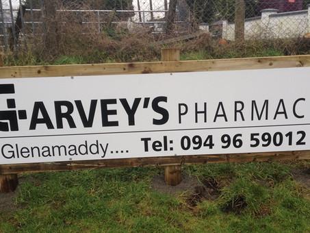 Weekly Sponsor - Garvey's Pharmacy
