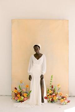 A Dreamy Bride