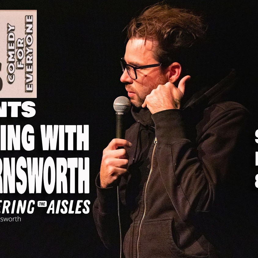 An Evening With Andy Farnsworth