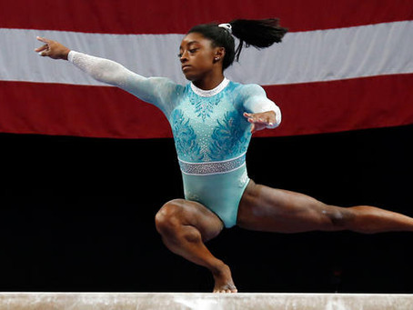 8 Tips on how to be a great Gymnast.