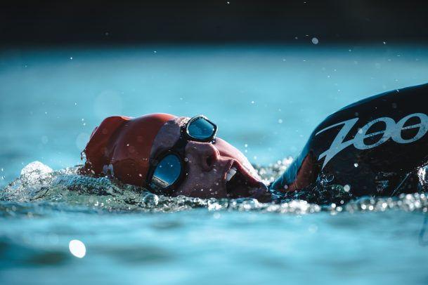Triathlon swim analysis