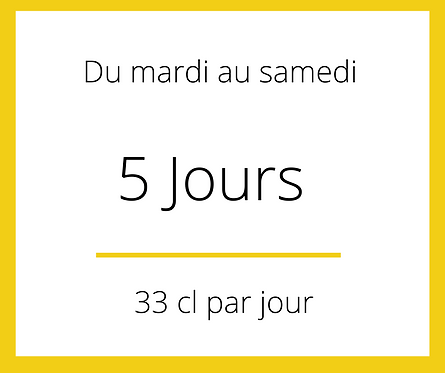 Cure semaine