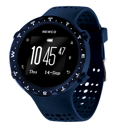 GPS-LCM-Watch