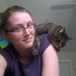 Lauren and Bobcat