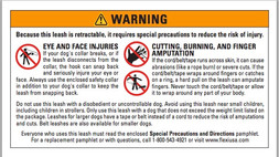 Dangers of Retractable Leashes