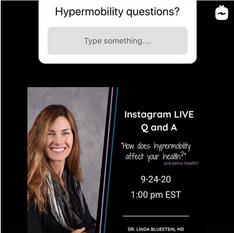 IG Live Q&A