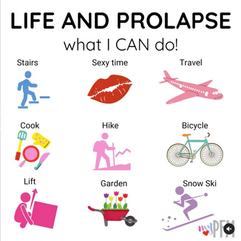 Life & Prolapse
