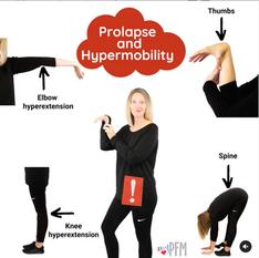 Prolapse & Hypermobility