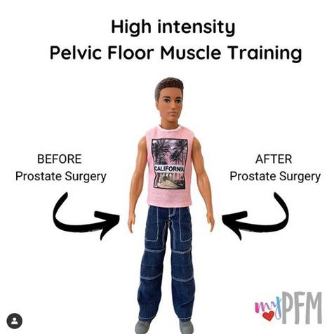 High Intensity PFMT