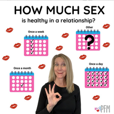 How much sex?