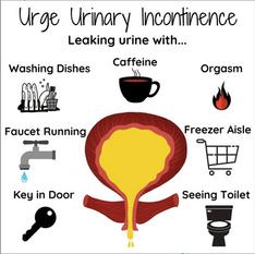Urge Urinary Incontinence