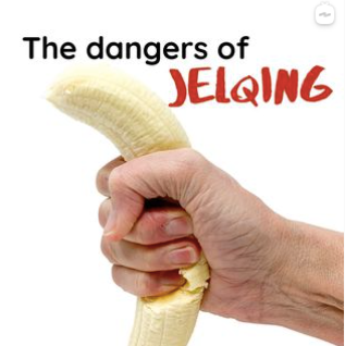 The dangers of jelqing