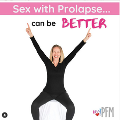 Sex with Prolapse