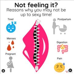 Not feeling it?