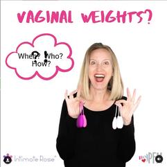 Vaginal Weights
