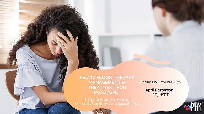 Pelvic Floor Therapy Management & Treatm