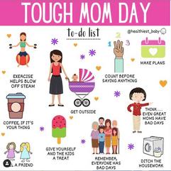 Tough Mom Day