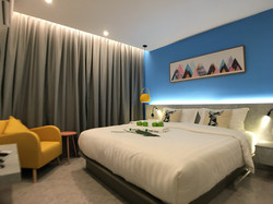 Superior King Room
