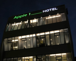 Apple 1 Hotel Times Square Exterior View