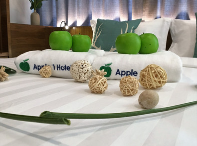 Apple 1 Hotel Times Square Executive Suite